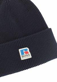 BOSS - FUSSEL - Berretto - dark blue - 4