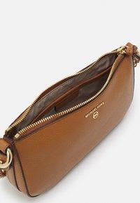 MICHAEL Michael Kors - JET CHARMMD POUCH XBODY SET - Handbag - brown/acorn - 5