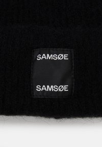 Samsøe Samsøe - BERNICE HAT - Lue - black - 2