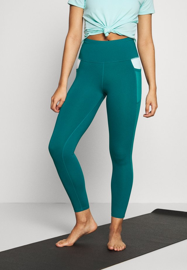 LEGGING CROPPED - Trikoot - everglade