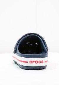 Crocs - CROCBAND UNISEX - Zuecos - blau - 3