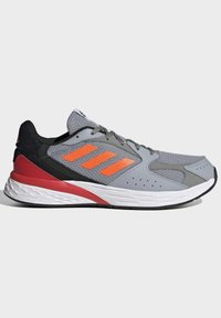 adidas Performance - RESPONSE RUN SCHUH - Neutral running shoes - grey - 7