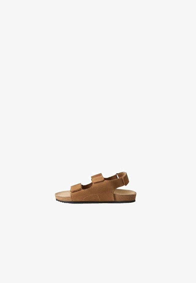 Sandalen - marron