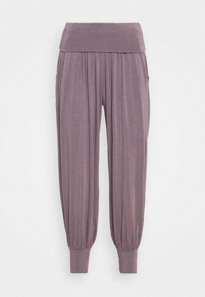 PANTALONE ODALISCA - Træningsbukser - purple gray