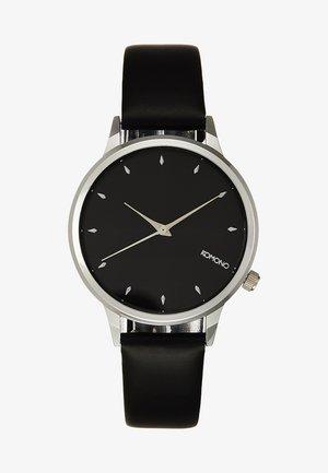 LEXI - Hodinky - black/silver-coloured