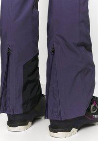 Bogner Fire + Ice - BORJA - Snow pants - purple - 3