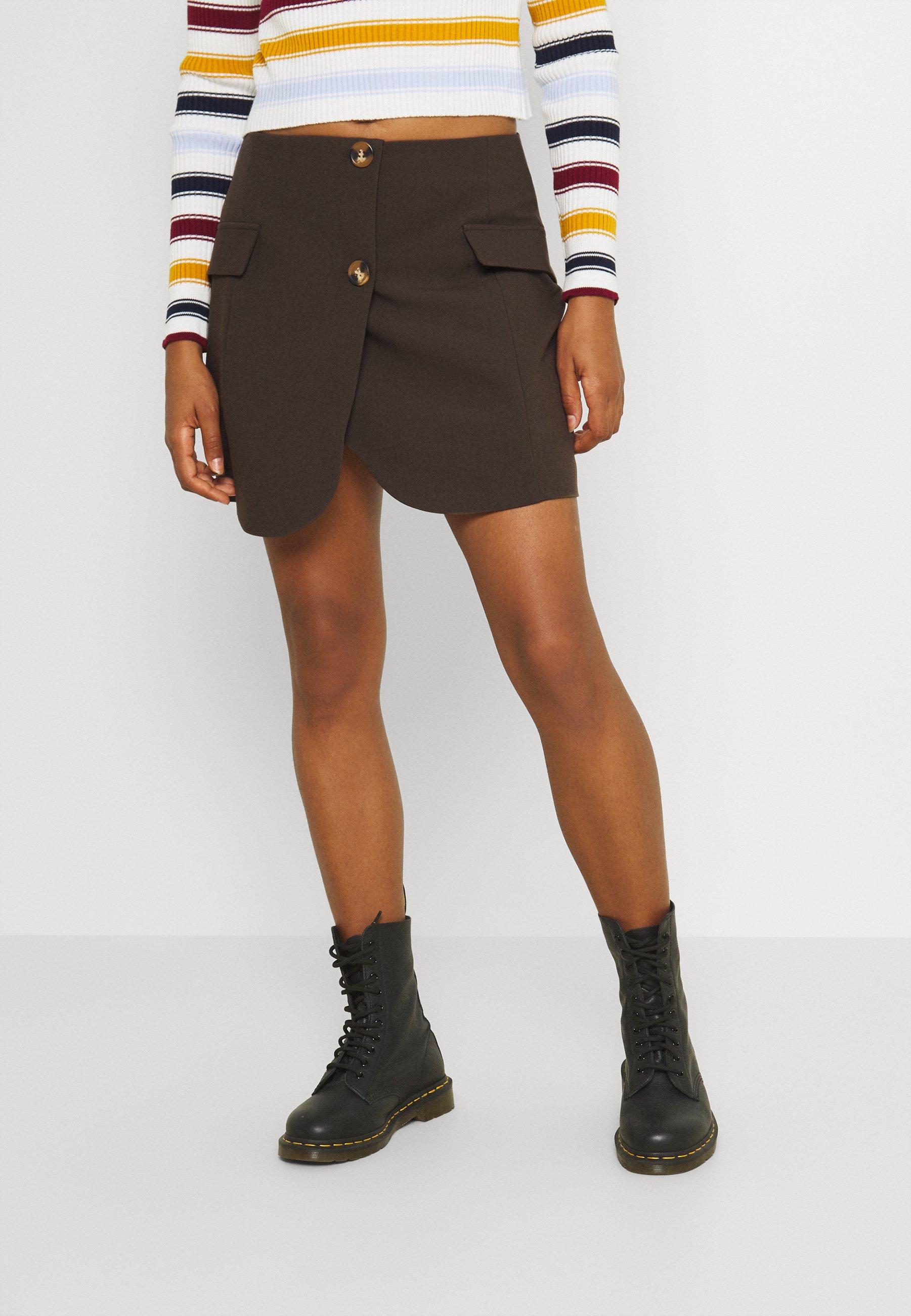 Women ENADELE SKIRT - Mini skirt