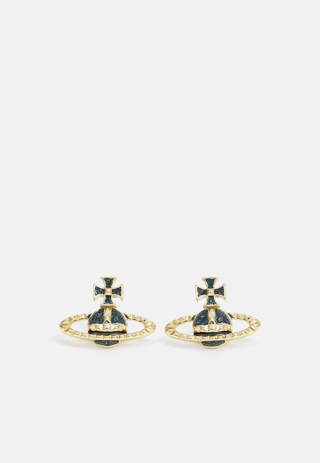 MAYFAIR RELIEF EARRINGS - Pendientes - gold-coloured