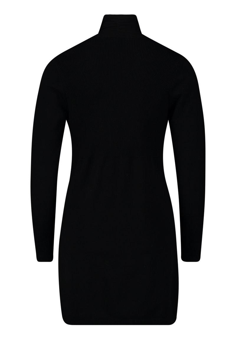 Betty Barclay MIT KRAGEN - Strickjacke - schwarz rx319l