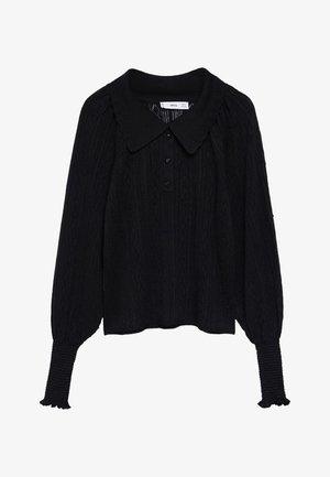 NOEL - Pullover - noir