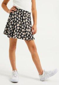 WE Fashion - SKORT - A-line skirt - all-over print - 1