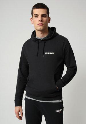 B-SURF HOOD - Hoodie - black