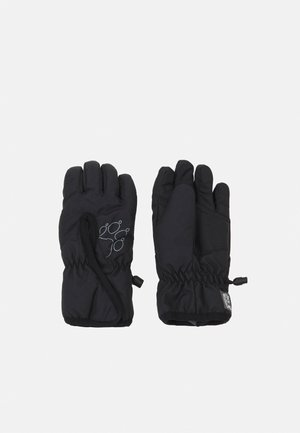 EASY ENTRY GLOVE UNISEX - Fingerhandschuh - black