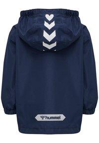 Hummel - REVA MINI - Snowsuit - black iris - 2