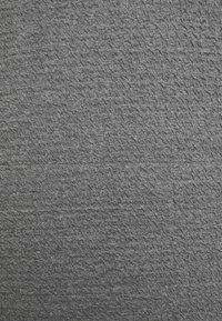 Nike Performance - YOGA - Hoodie - dark grey/heather/black - 5