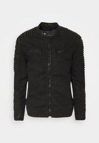 Be Edgy - NINO - Denim jacket - black - 0