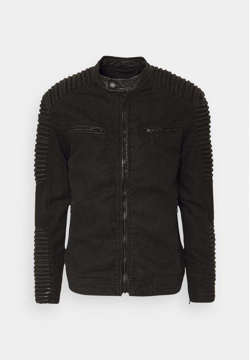 Be Edgy - NINO - Denim jacket - black