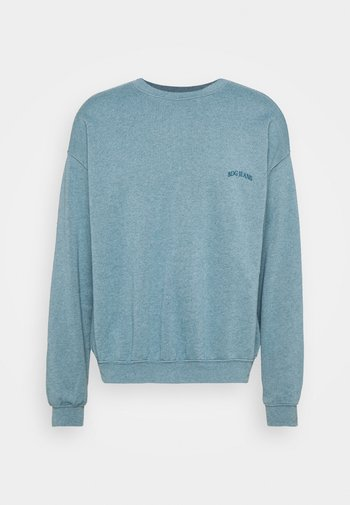 CREWNECK UNISEX - Sweatshirt - mineral green