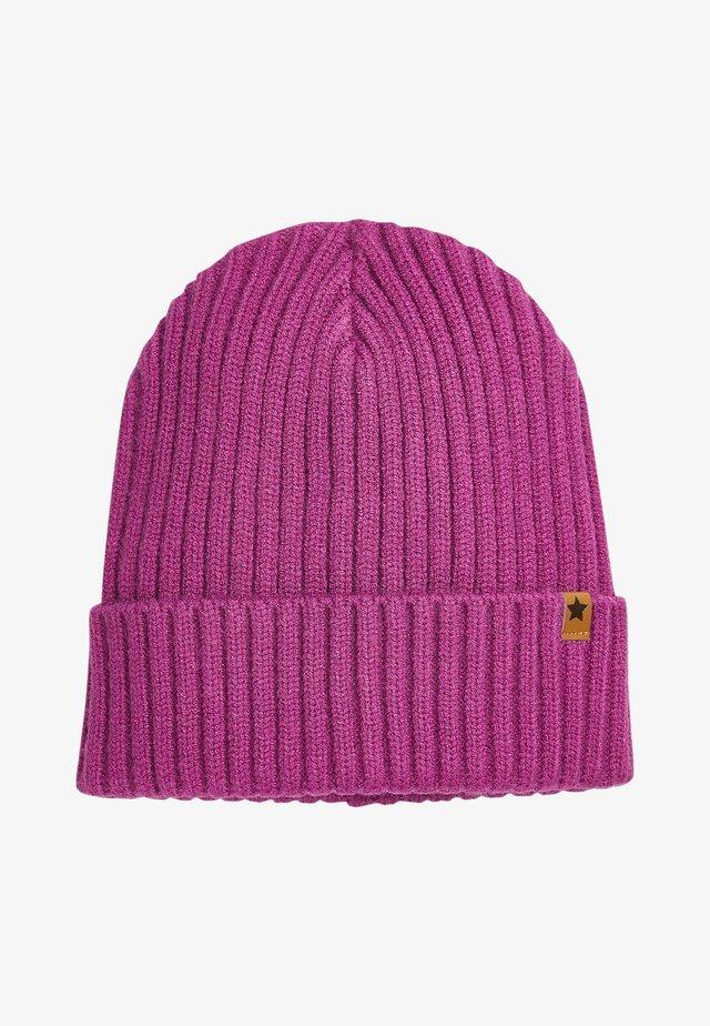 Čepice - purple