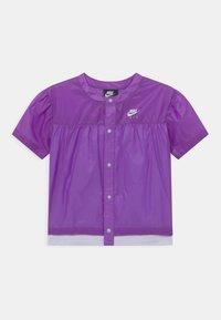 Nike Sportswear - AIR - Bluzka - wild berry/purple chalk - 0