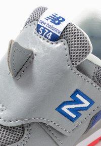 New Balance - IV574AQS - Sneakers basse - grey - 2
