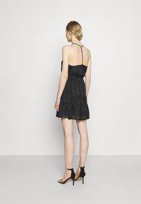 Guess - CHIKA SKIRT - Mini skirt - jet black - 2