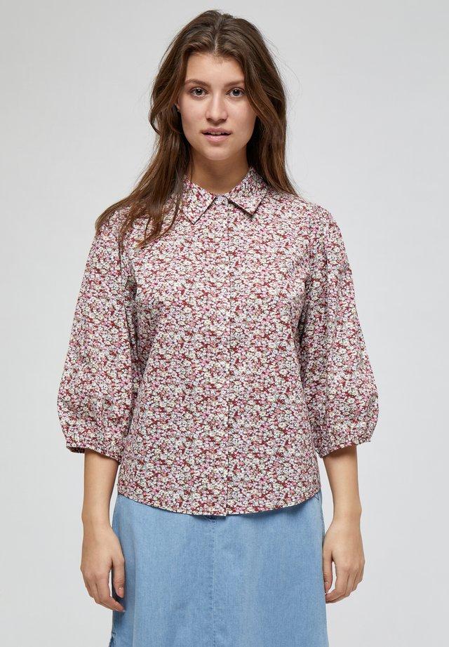 RASMINA  - Skjorta - pink flower print