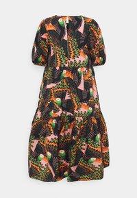 Farm Rio - TUCANI MIDI DRESS - Day dress - multi - 1