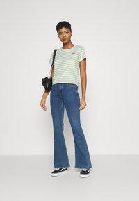 Levi's® - SURF TEE - Basic T-shirt - blue topaz - 1