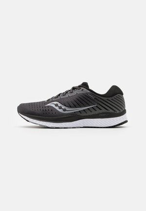 GUIDE 13 - Stabilty running shoes - black/white