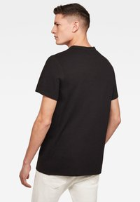 G-Star - PREMIUM CORE R T S\S - T-shirt basic - black - 1