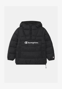 Champion - LEGACY OUTDOOR HOODED UNISEX - Winterjacke - black - 0