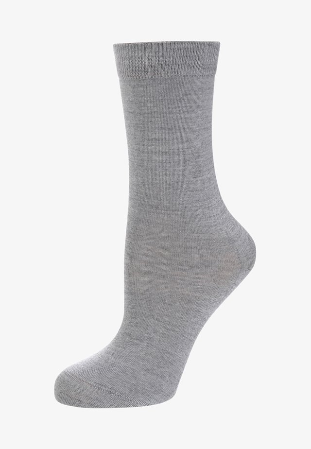 FALKE Softmerino Socken - Strumpor - light grey