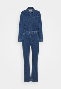 s.Oliver - OVERALL - Jumpsuit - dark blue - 0