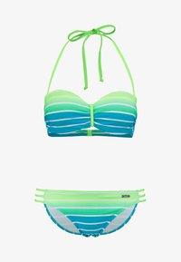 Venice Beach - Bikini - turquise - 6