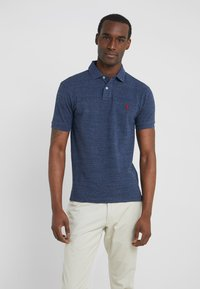 Polo Ralph Lauren - SLIM FIT - Polo - classic royal heather - 0