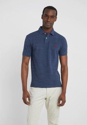 SLIM FIT - Koszulka polo - classic royal heather