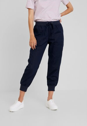 UTILITY JOGGER - Trousers - navy