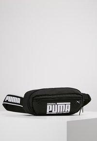 Puma - SOLE WAIST BAG - Bum bag - black - 0