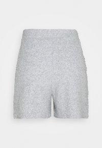 Missguided Tall - TOWEL LOOSE SHOT - Shorts - grey - 1