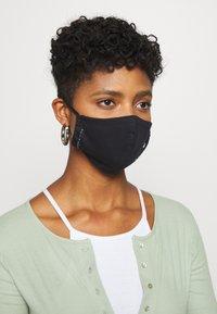 Maison Hēroïne - BUNDLE 3 PACK - Community mask - black - 1