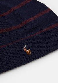 Polo Ralph Lauren - APPAREL ACCESSORIES HAT UNISEX - Beanie - navy - 2