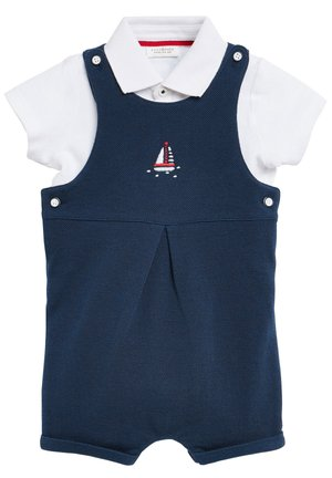 SMART - Dungarees - blue