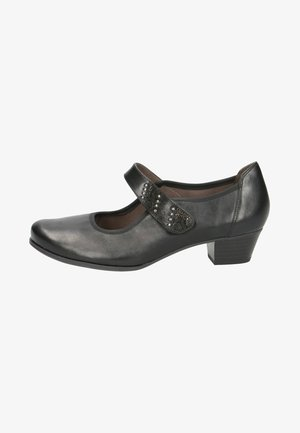 Pumps - black comb