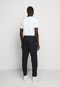 CLOSED - HARBOUR RELAXED - Trousers - dark night - 2