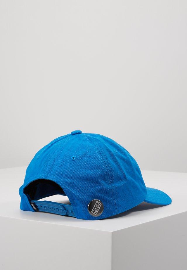 CUTTY 6 PANEL SNAPBACK  - Casquette - light blue