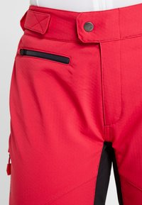 Vaude - WOMENS QIMSA PANTS II - Pantalons outdoor - cranberry - 3