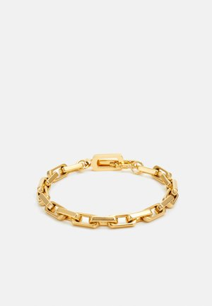 URBAN LEGEND LOGO OVAL CHAIN  - Bracciale - gold-coloured