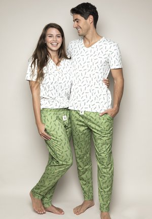 Xmas-Tree - Pyjama set - green