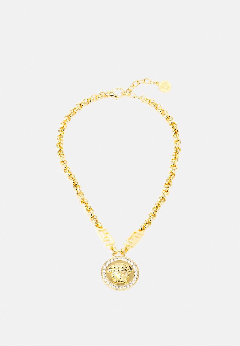 Versace - ORECCHINI - Náhrdelník - bianco/oro